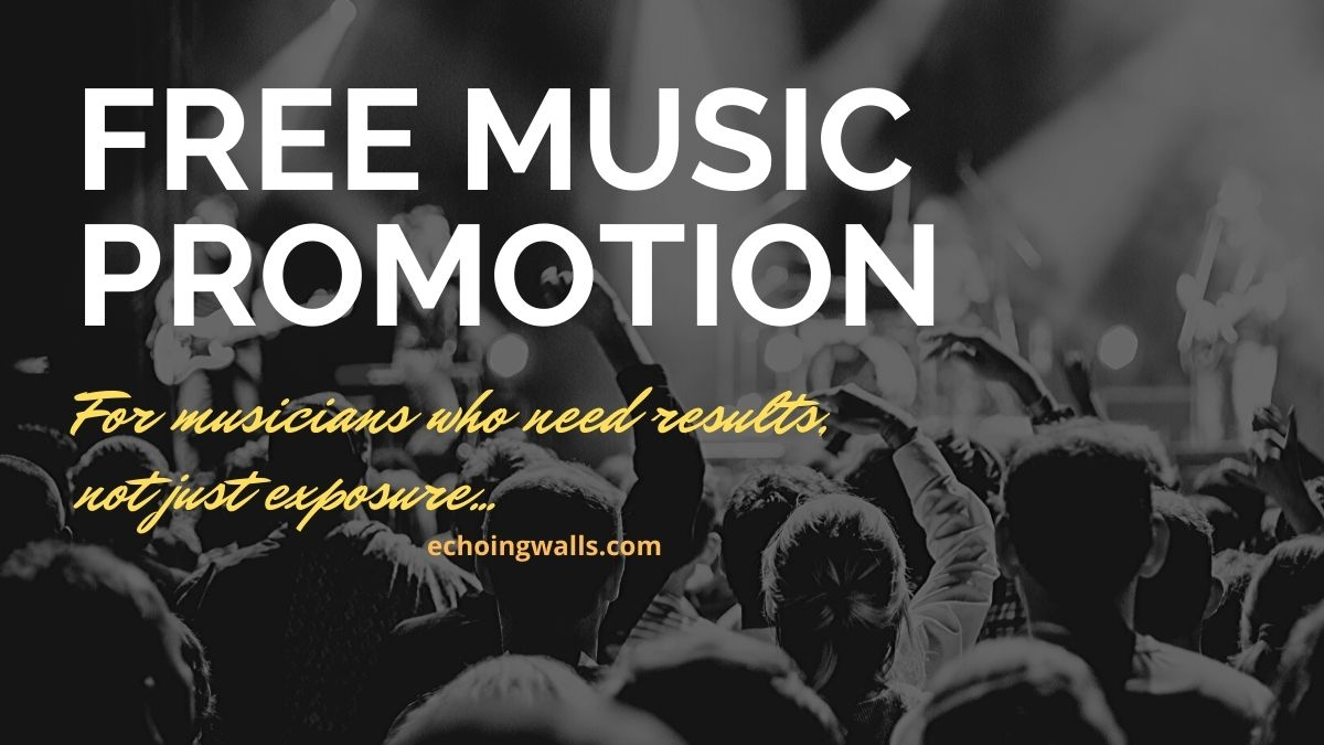 Free Music Promotion | The Music Promoter - about